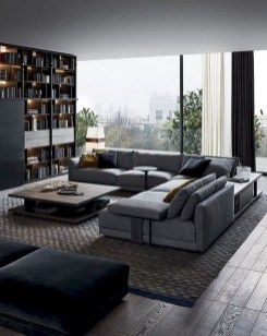 Awesome Modern Living Room Design Ideas For Your Inspiration03