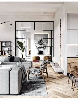 Awesome Modern Living Room Design Ideas For Your Inspiration18