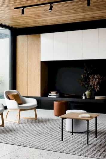 Awesome Modern Living Room Design Ideas For Your Inspiration34