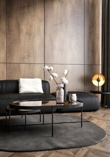 Awesome Modern Living Room Design Ideas For Your Inspiration35