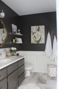 Best Gray And White Bathroom Ideas For01