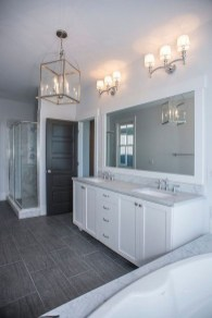 Best Gray And White Bathroom Ideas For20