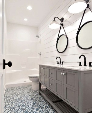 Best Gray And White Bathroom Ideas For25