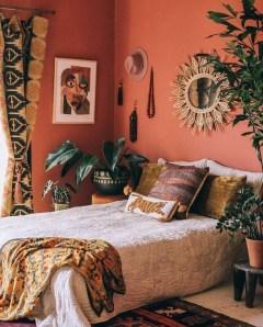 Bohemian Bedroom Decoration Ideas19
