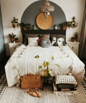 Bohemian Bedroom Decoration Ideas25