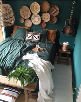 Bohemian Bedroom Decoration Ideas33