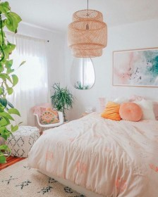 Bohemian Bedroom Decoration Ideas39