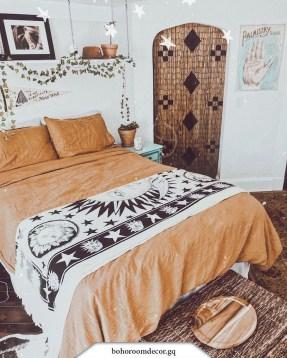 Bohemian Bedroom Decoration Ideas42