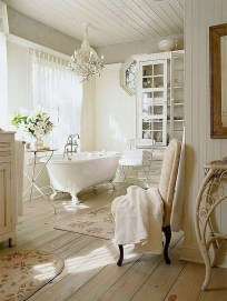 Charming French Country Bathroom Design And Decor Ideas On A Budget22
