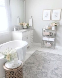 Charming French Country Bathroom Design And Decor Ideas On A Budget23