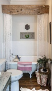 Charming French Country Bathroom Design And Decor Ideas On A Budget29