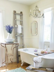 Charming French Country Bathroom Design And Decor Ideas On A Budget38