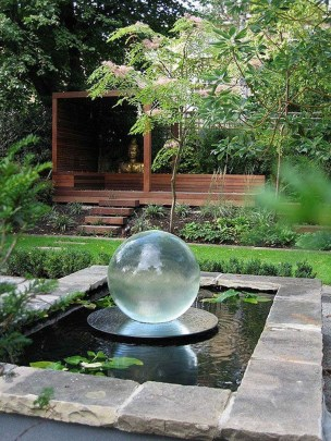 Fabulous Fish Pond Design Ideas For Your Home Yard18