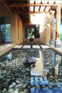 Fabulous Fish Pond Design Ideas For Your Home Yard28