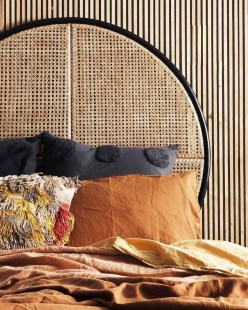Fabulous Headboard Designs For Your Bedroom Inspiration20