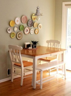 Fabulous Tiny Dining Room Design Ideas For01