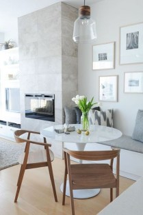 Fabulous Tiny Dining Room Design Ideas For04