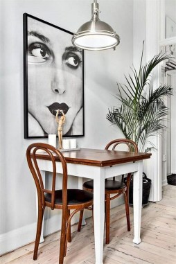 Fabulous Tiny Dining Room Design Ideas For24