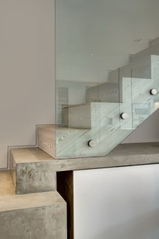 Glass Railing Divider Designs36