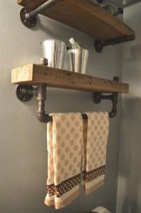 Industrial Bathroom Shelves Design Ideas01