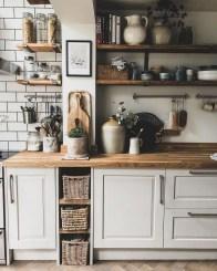 Lovely Kitchen Rack Design Ideas For Smart Mother13