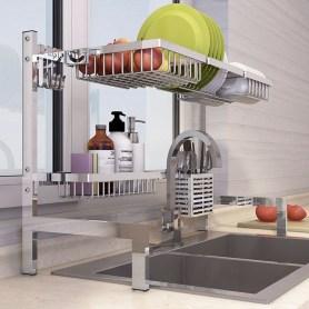 Lovely Kitchen Rack Design Ideas For Smart Mother36