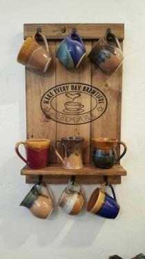 Lovely Kitchen Rack Design Ideas For Smart Mother48