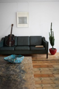Luxury Black Leather Living Room Sofa Ideas For Comfortable Living Room03