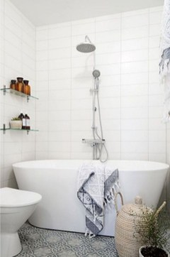 Simple Bathroom Accessories You Can Copy33
