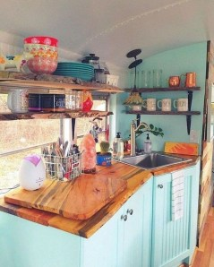 Simple Rv Camper Storage Design Ideas For Your Travel12