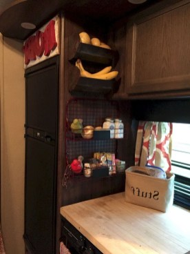 Simple Rv Camper Storage Design Ideas For Your Travel33