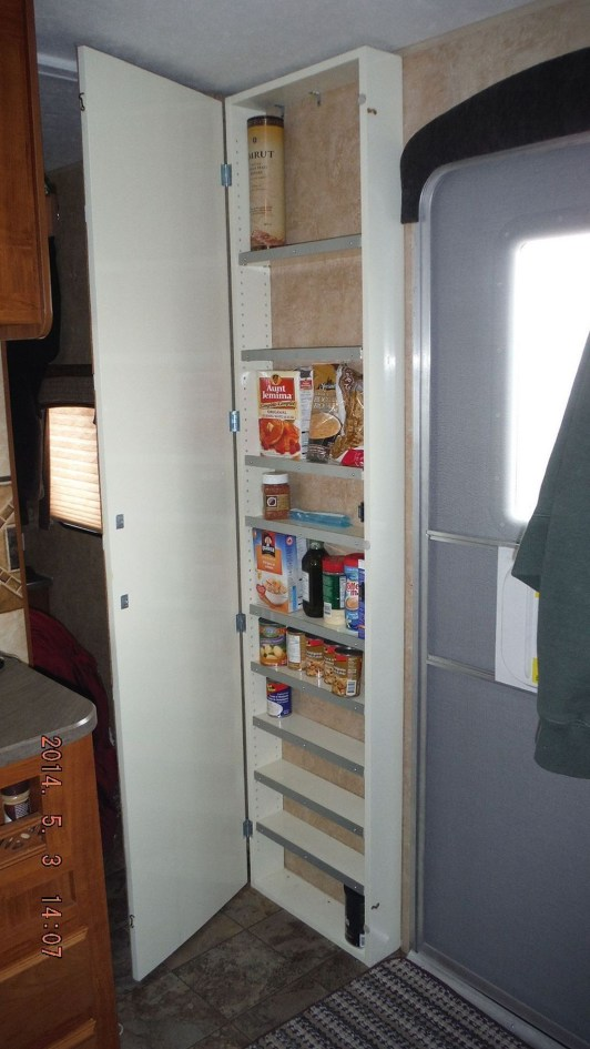 Simple Rv Camper Storage Design Ideas For Your Travel45