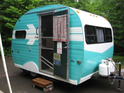 Unique Vintage Camper Exterior Ideas For More Impression01