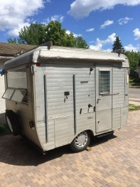 Unique Vintage Camper Exterior Ideas For More Impression30