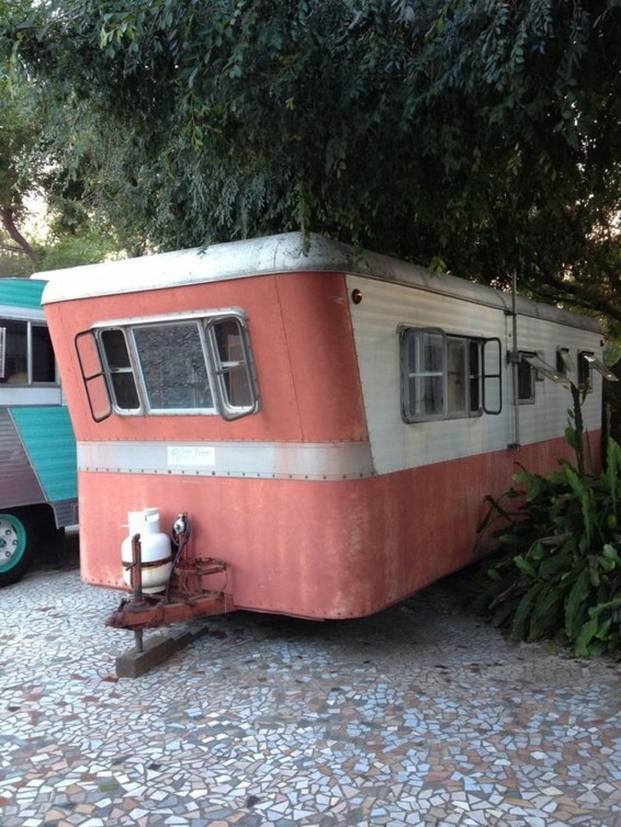 Unique Vintage Camper Exterior Ideas For More Impression45