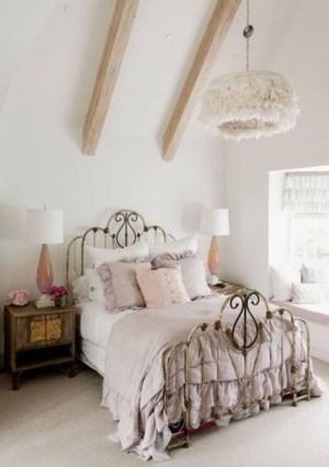 Vintage Nist Bedroom Decoration Ideas That Look More Beautiful15