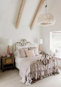 Vintage Nist Bedroom Decoration Ideas That Look More Beautiful28