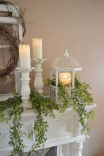 Wonderful Farmhouse Decor Ideas With Beautiful Greenery05
