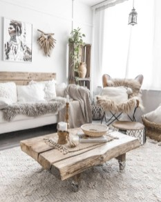 Wonderful Industrial Rustic Living Room Decoration Ideas You Have Must See13