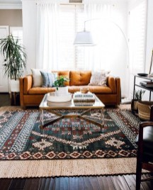 Wonderful Living Room Rug Layering Combination For Sweet Home27