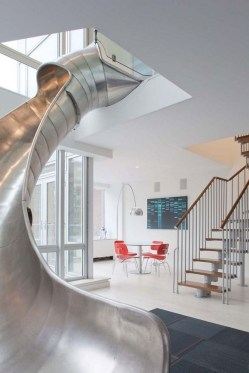 Wonderful Staircase Design Ideas That Inspires Living Room Ideas09