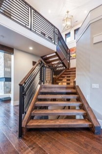 Wonderful Staircase Design Ideas That Inspires Living Room Ideas13