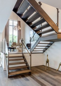 Wonderful Staircase Design Ideas That Inspires Living Room Ideas29
