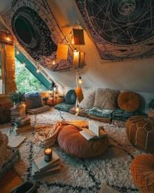 Awesome Bohemian Living Room Decor Ideas05