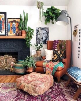 Awesome Bohemian Living Room Decor Ideas09