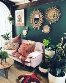 Awesome Bohemian Living Room Decor Ideas10