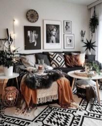 Awesome Bohemian Living Room Decor Ideas11