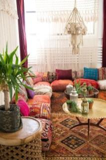 Awesome Bohemian Living Room Decor Ideas23