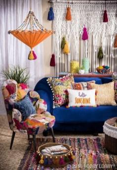 Awesome Bohemian Living Room Decor Ideas32