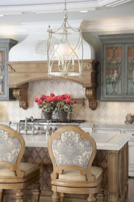 Cool French Country Kitchen Decorating Ideas16